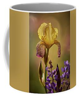 Iris 7 Coffee Mug