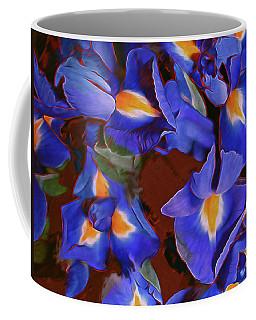 Iris Abandon 15 Coffee Mug