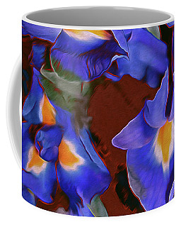 Iris Abandon 15 Coffee Mug