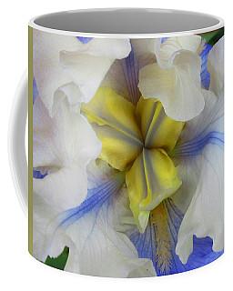 Iris Center Coffee Mug