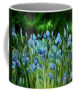 Iris Galore Coffee Mug