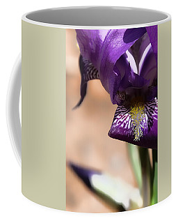 Iris Gemanica Coffee Mug