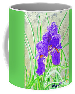 Iris Hope Coffee Mug