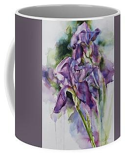 Iris Song Coffee Mug
