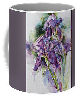 Iris Song Coffee Mug