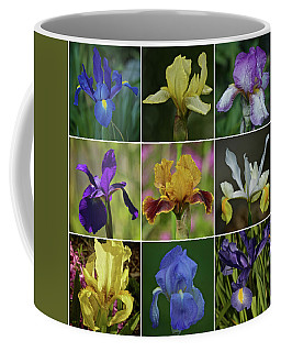 Iris Spring 2017 Collection Coffee Mug