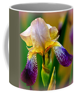 Iris Stepping Out Coffee Mug