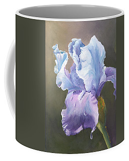 Iris Tears Coffee Mug