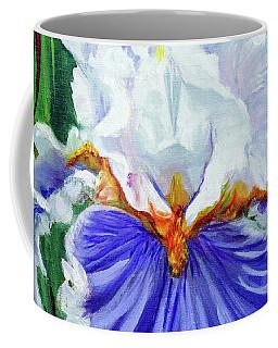 Iris Wisdom Coffee Mug