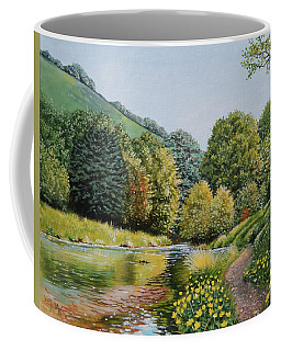 Irish Afternoon Stroll Coffee Mug