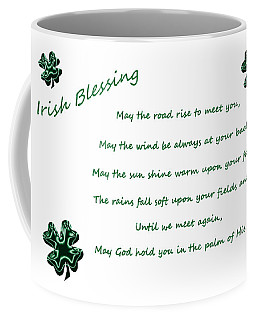 Irish Blessing 2 Coffee Mug