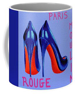 Irish Burlesque Shoes Coffee Mug