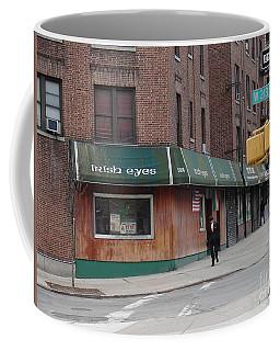 Irish Eyes Coffee Mug