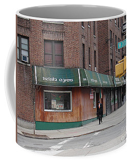 Irish Eyes Coffee Mug