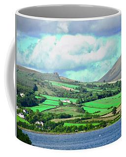 Irish Patchwork Coffee Mug
