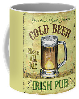 Irish Pub Coffee Mug