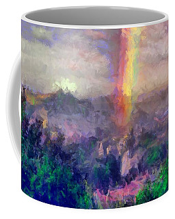 Irish Rainbow Coffee Mug