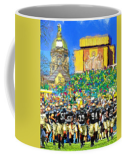 Irish Run To Victory Coffee Mug