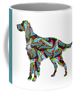 Irish Setter Spirit Glass Coffee Mug