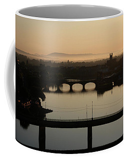 Irish Sunrise  Coffee Mug by Catherine Alfidi