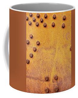 Iron And Rust Coffee Mug
