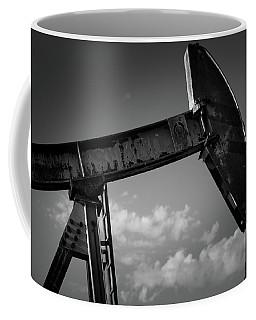 Iron Head Coffee Mug
