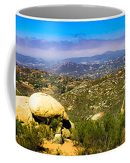 Iron Mountain View Coffee Mug