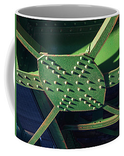 Iron Rail Bridge Coffee Mug
