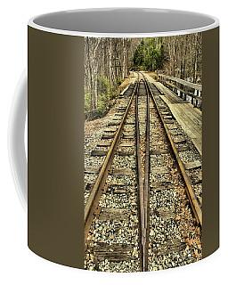 Iron Rails Coffee Mug