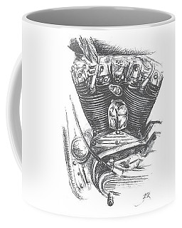 Ironhead Coffee Mug