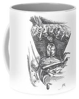 Ironhead Coffee Mug
