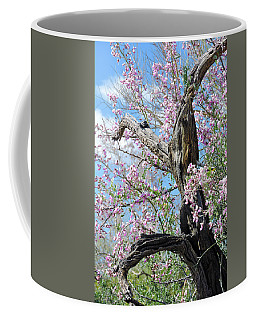 Ironwood In Bloom Coffee Mug