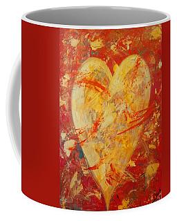 Irrefutable Heart Coffee Mug