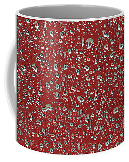 Irregular Rain Drops Coffee Mug