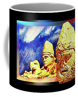 Irreplaceable   Ancient  Glory Coffee Mug by Hartmut Jager
