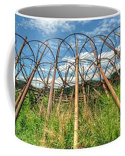 Irrigation Pipes 1 Coffee Mug