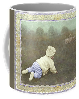 Is Bunny In The Basket? Coffee Mug