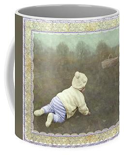 Is Bunny In The Basket? Coffee Mug