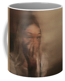 Is Everyone Looking? Coffee Mug by Cherise Foster