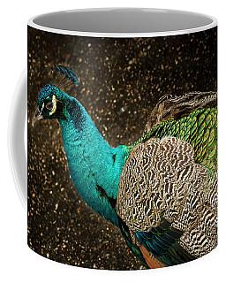 Is She Looking ? Coffee Mug by Jean Noren