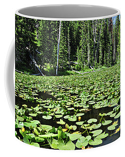 Isa Lake Coffee Mug