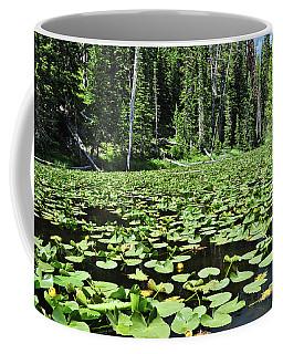 Isa Lake Coffee Mug