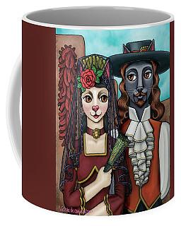 Cats Of Spain Coffee Mug