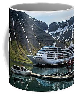 Isafjordur, Iceland Coffee Mug