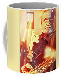 Isaiah 22 22 Coffee Mug