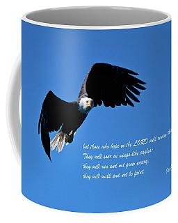 Isaiah 40-31 Coffee Mug