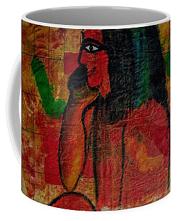 Isis, Egyption Queen Of Earth Coffee Mug