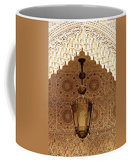 Islamic Plasterwork Coffee Mug by Ralph A  Ledergerber-Photography