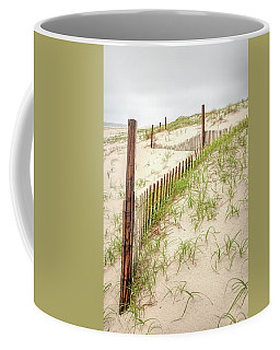 Island Beach Dunes Coffee Mug
