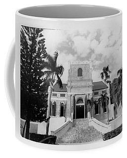 Island Church  Coffee Mug